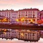 Bayonne, quai de la Nive
