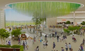 Vos futurs espaces shopping