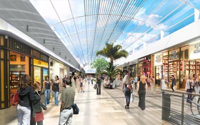 Un cabinet de design et une agence de communication pour Les Allées Shopping de Bayonne-Ondres