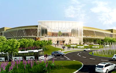 Avis favorable de la CDAC pour la tranche sud des Allées Shopping de Bayonne-Ondres