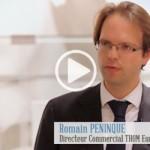 Thom Europe : Romain Peninque, directeur commercial