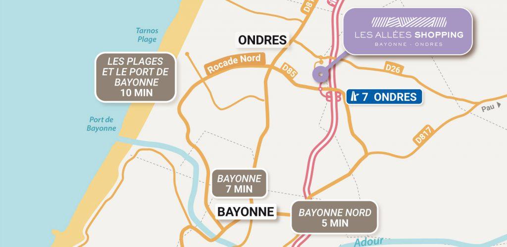 carte localisations 09