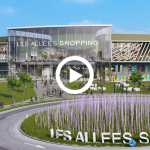 3D visit of les Allées Shopping (English version)